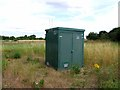 TL2769 : Equipment in nationalgrid enclosure by Andrew Tatlow