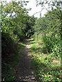TL0643 : Footpath into Wilstead by Philip Jeffrey