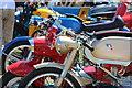 TQ6910 : Motorbikes, Hooe Vintage Car Show : Week 32