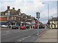 TQ3865 : Road Junction, West wickham by Richard Rogerson