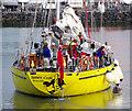 J5082 : The 'James Cook' at Bangor : Week 33