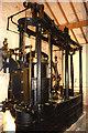 SD7721 : Higher Mill, Helmshore - beam engine by Chris Allen