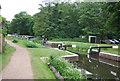 TQ0557 : Walsham Lock by N Chadwick