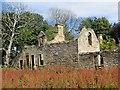 NO5705 : Ruin, Innergellie : Week 33