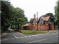 SP0383 : Grove Lane, Harborne by Row17