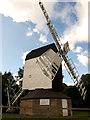 TL3028 : Cromer Windmill by Kim Fyson