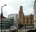SJ8397 : Albert Hall by Gerald England