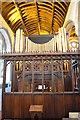 SS2511 : Organ, St James the Great church, Kilkhampton by Julian P Guffogg