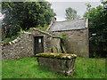 NT9932 : Watch House, Doddington Churchyard by Graham Robson