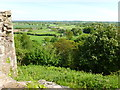 SJ5459 : Overlooking the Cheshire Plain by Peter Morgan