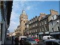 NT5014 : High Street, Hawick by Barbara Carr