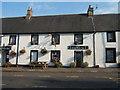 NT5618 : The Cross Keys Inn, Denholm by Barbara Carr