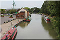 SU0061 : Kennet & Avon Canal by Oast House Archive