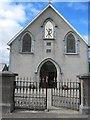S4329 : Kilmacoliver Church by kevin higgins