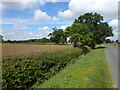 TL1489 : Countryside south of Folksworth by Richard Humphrey