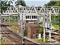SJ8890 : Heaton Norris Junction Signal Box : Week 36