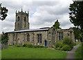 SK3830 : St Peter's Church, Chellaston by Alan Murray-Rust