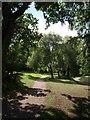 ST6175 : Path, Eastville Park by Derek Harper