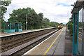 SJ6047 : Wrenbury Station by Stephen McKay