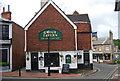 TQ5838 : Grove Tavern by N Chadwick