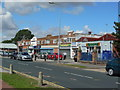 TA0733 : Shops on Orchard Park Road, Hull by Ian S