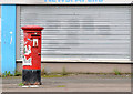 J3176 : Pillar box, Glenard, Belfast by Albert Bridge
