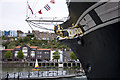 ST5772 : Prow, SS Great Britain : Week 39