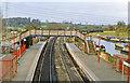 SP4824 : Heyford station by Ben Brooksbank
