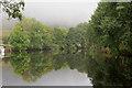 NN5733 : Still river in Killin by Doug Lee