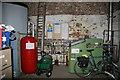 SJ4570 : Mickle Trafford Mill - green power by Chris Allen