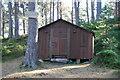 NH9607 : Utsi's Hut by jeff collins
