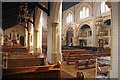 TQ2876 : St Bartholomew, (now St Nectarios), Battersea - Interior : Week 42
