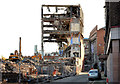 "J3374 : The ""Interpoint"" Building, Belfast (68) by Albert Bridge"