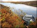 NF7922 : Loch Coragrimsaig by Rupert Fleetingly