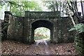 SJ5356 : The Haunted Bridge, Peckforton by Jeff Buck