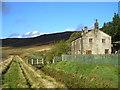 SD9333 : Widdop Cottage by John Illingworth