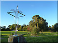 SU7179 : Millennium Monument, Sonning Common by Des Blenkinsopp