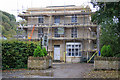 ST8599 : Former Railway Hotel, Nailsworth by Chris Allen