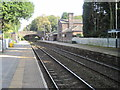 SJ5971 : Delamere railway station, Cheshire by Nigel Thompson