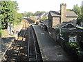 SJ5170 : Mouldsworth railway station, Cheshire by Nigel Thompson