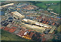 SE1804 : Hepworth Building Products: aerial 2001 by Chris