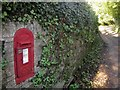 SX3360 : Postbox near Cutmere Bridge by Derek Harper