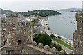 SH7877 : Conwy Castle and Afon Conwy by Ian Capper