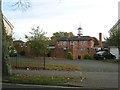 SP1391 : Gunter Primary School from Tyburn Road by Robin Stott