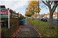 TA0732 : Greenwood Avenue, Hull by Ian S