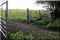 TL0528 : Gates on the Icknield Way Trail by Philip Jeffrey