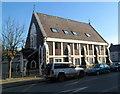 SH6076 : Chapel Court, Beaumaris by Jaggery