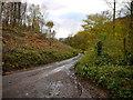 ST7870 : Oakford Lane, 3 by Jonathan Billinger