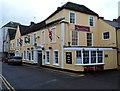 ST7593 : Swan Hotel, Wotton-under-Edge by Jaggery