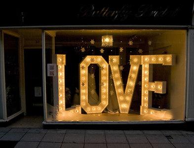 SD4761 : Love letters, Lancaster by Paul Harrop